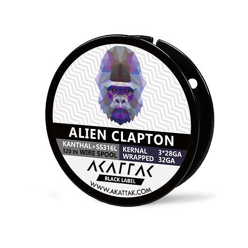 Alien Clapton Wire Spool Kanthal Wire Prebuilt 120 Inch