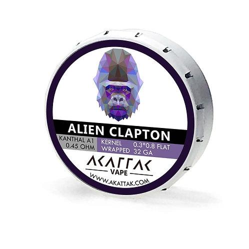 Kanthal Alien Clapton Prebuilt Coil 20 Piece Pack of 6