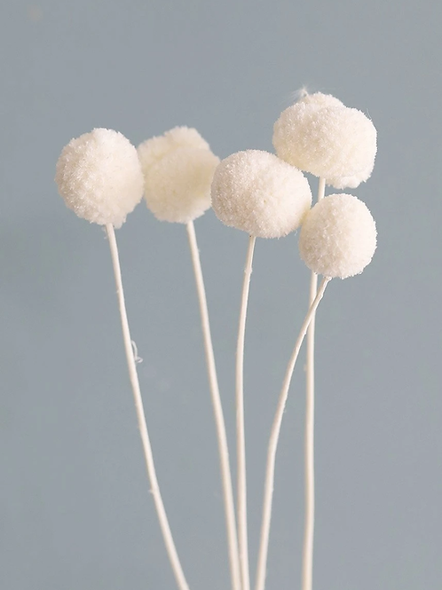 White billy balls