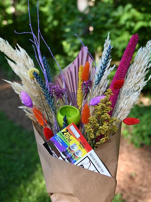 Pride fundraiser bouquets!