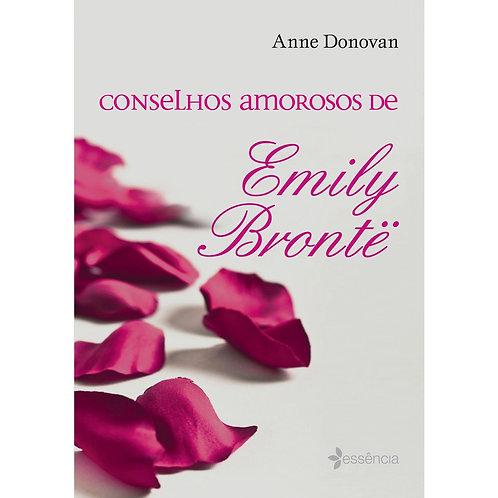 Livro Conselhos Amorosos De Emily Bronte