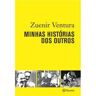 Livro Minhas Histórias Dos Outros