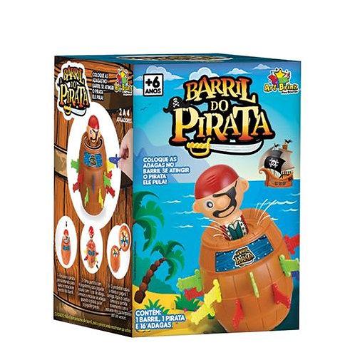 Jogo Barril Do Pirata - Art Brink