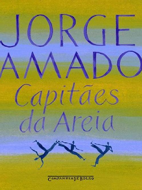 Livro Capitães Da Areia - Bolso