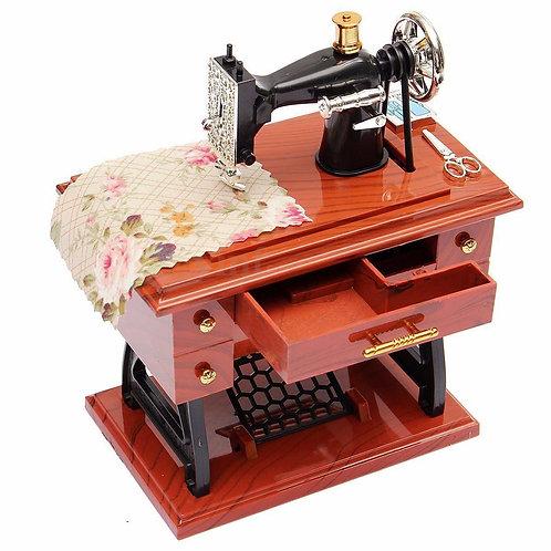 Caixa De Música - Máquina De Costura