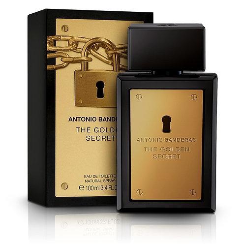 Perfume The Golden Secret 100ml Antonio Banderas