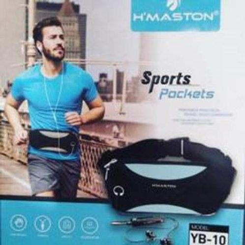 Pochete Para Esportes H.Maston Sports Pockets YB-10