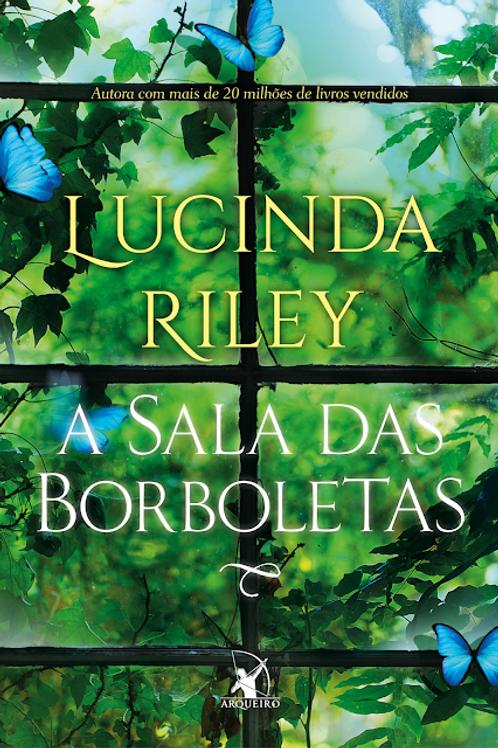 Livro A Sala Das Borboletas