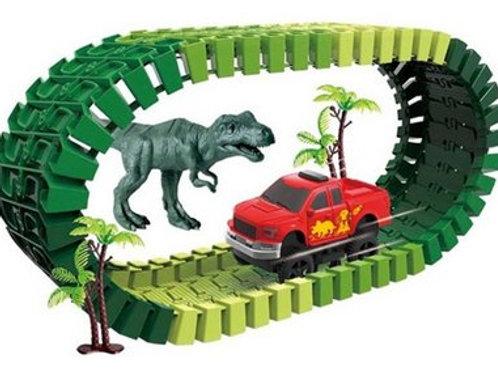 Pista Dino Track Car Pequena - Art Brink