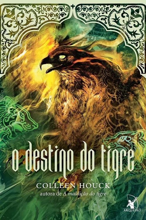 Livro A Saga Do Tigre Vol.4 - O Destino Do Tigre