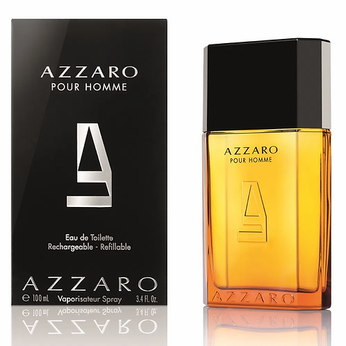 Perfume Azzaro Pour Homme 100ml - Azzaro