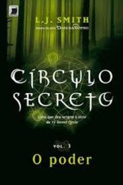 Livro Círculo Secreto vol.3 - O Poder