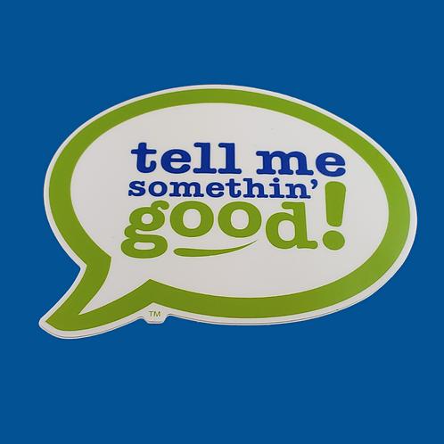 TMSG Callout Sticker