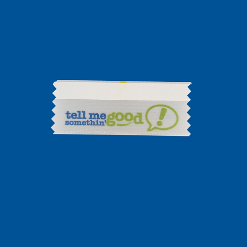 TMSG Conference Badge Ribbon