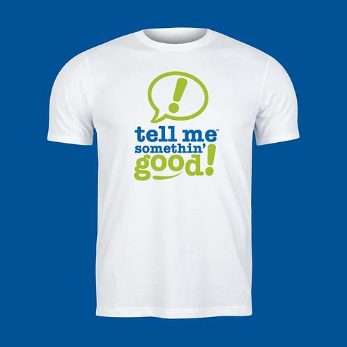 TMSG T-Shirt White Short Sleeve