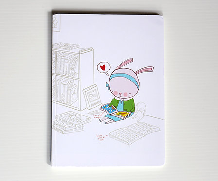 PAULINE / Notebook
