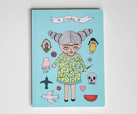 FRIDA'S FAVORITE THINGS / Notebook