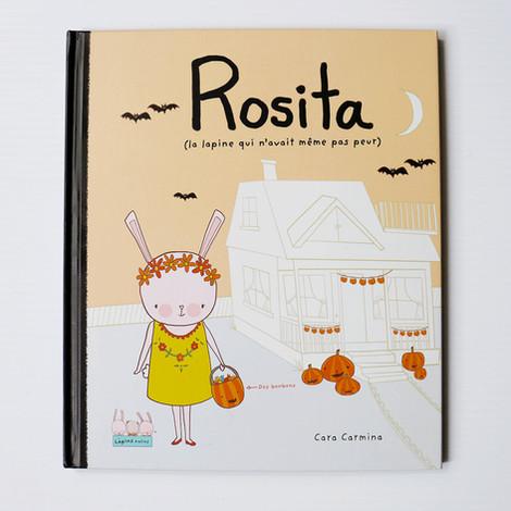 Rosita (la lapine qui n'avait même pas peur)