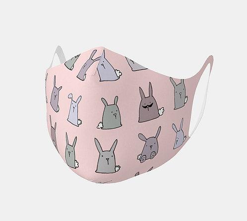 Mask / I love Bunnies