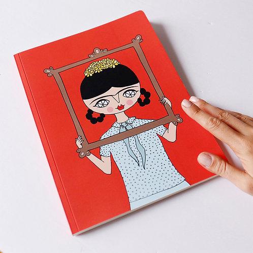 FRIDA IN FRAME / Notebook