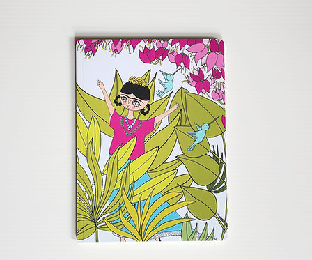 FRIDA CUERNAVACA / Notebook