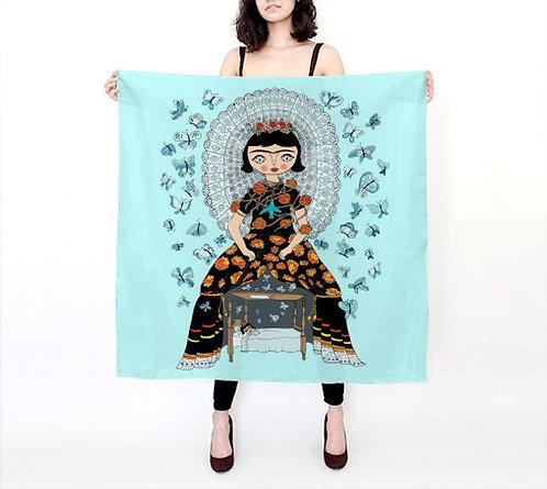 SCARF / Frida Papillon
