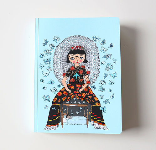 FRIDA PAPILLON / Notebook