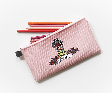 Pencil case / Frida