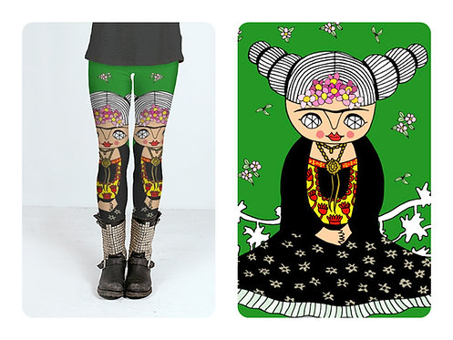 LEGGINGS / Frida Vogue