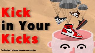 Kick in Your Kicks Sneaker Con