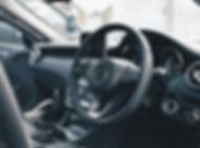 Interno di automobile