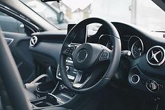 Interior del coche