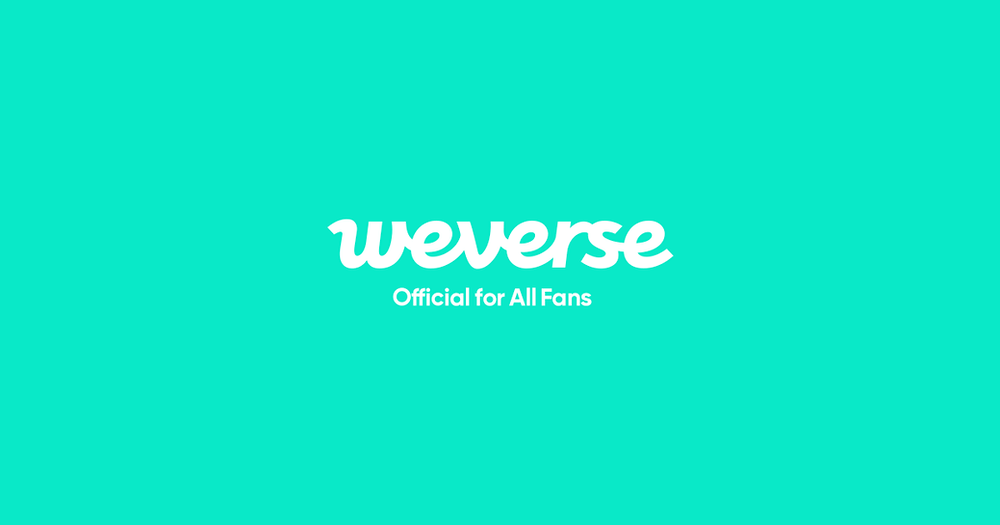 WEVERSE: WELCOMING WESTERN ARTISTS!