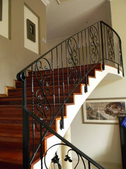 """Wrought Iron Balustrade"""