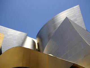 Ocean Avenue (Santa Monica) - Frank Gehry's New Format