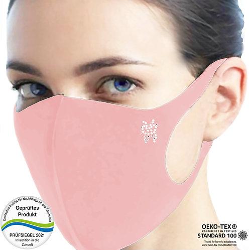 Cool-Comfort-Maske luxury CM1002-Schmetterling