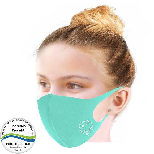 Cool-Comfort-Maske luxury Kinder MK1002-Smilie