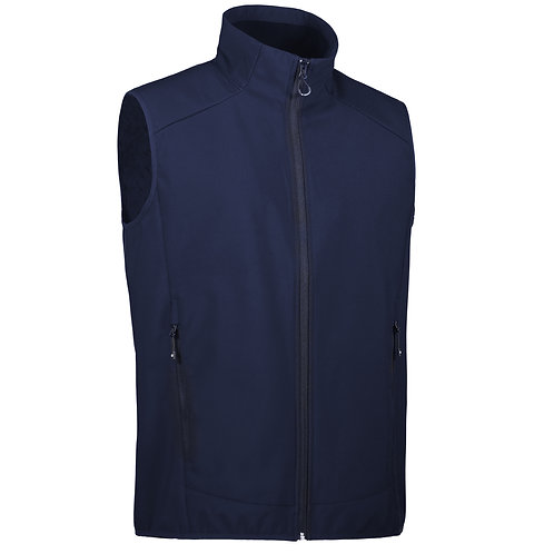 Funktionelle Soft Shell Herrenweste 2008LW24 47,10€ netto