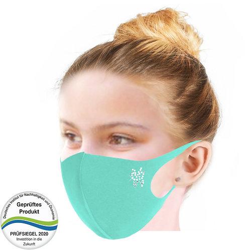 Cool-Comfort-Maske luxury Kinder MK1002-Schmetterling