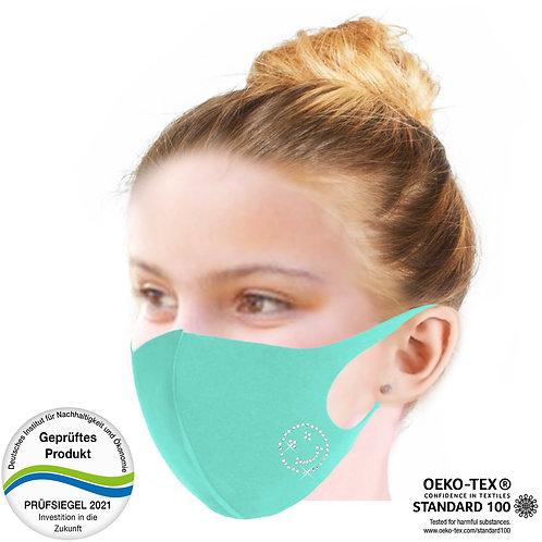 Cool-Comfort-Maske luxury Kinder CM1002-Smilie
