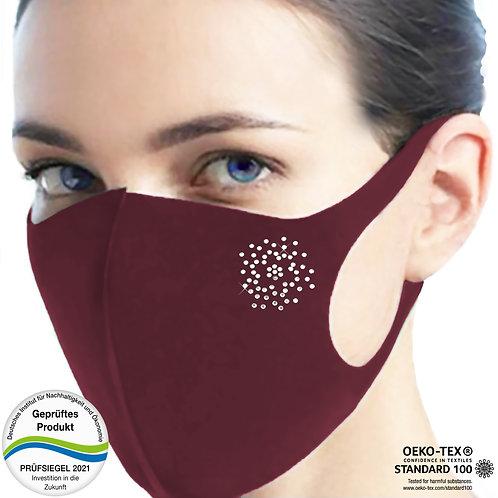 Cool-Comfort-Maske luxury CM1002-Blume