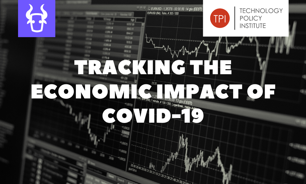 Tracking the economic impact of COVID-19