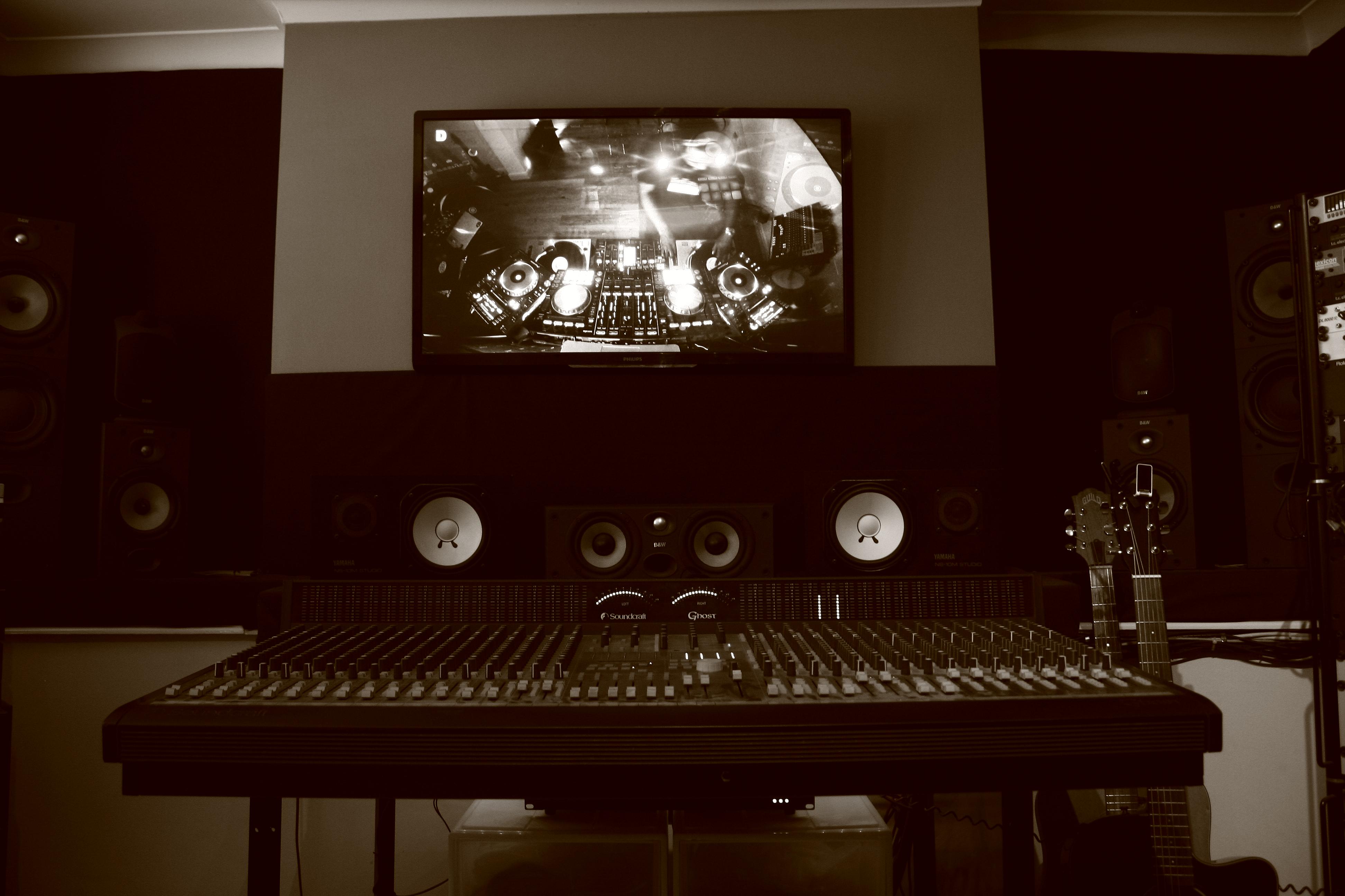 DMMPS|Sound Desk