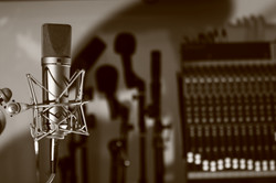 DMMPS|Microphone detail