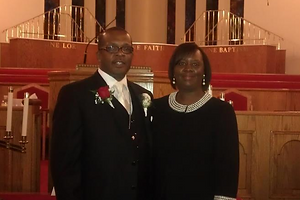 Oct 8th is the 8th Anniversary of Pastor Taylor & 1st Lady Taylor