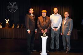 Proctor Mechanical Corp Award