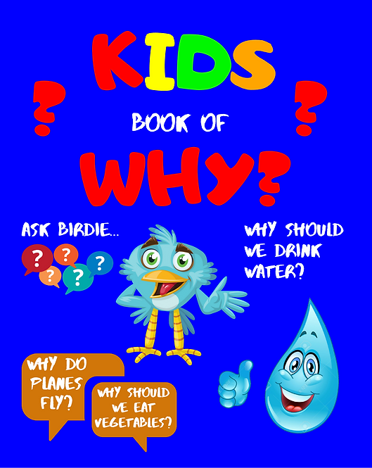 Kids Book of WHY?