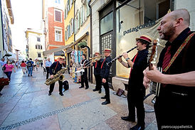 Tiger Dixie Band 2014 - Feste Vigiliane,