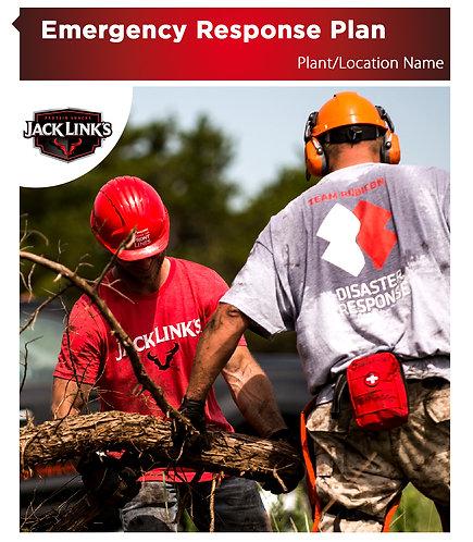 Jack Link's - Emergency Response Plans