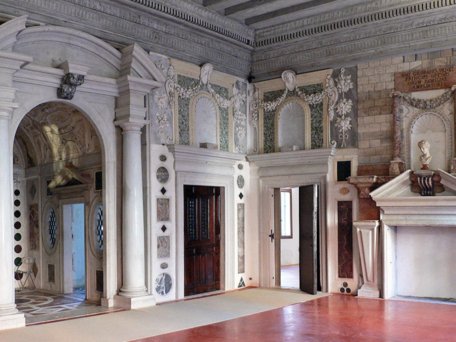 Palazzo Grimani in Venezia